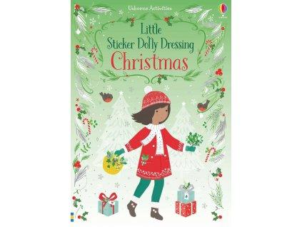 Little Sticker Dolly Dressing Christmas new 1