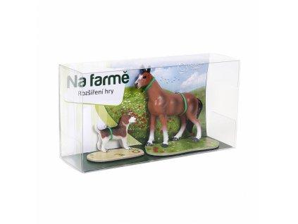 Hra Na farmě hříbě a štěně 1
