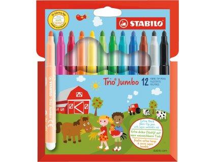 Stabilo TRIO Jumbo 12