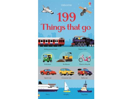 199 Things that go 1
