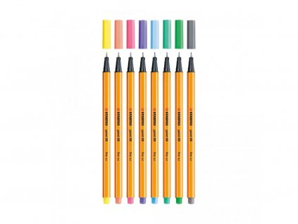 STABILO point 88 pastel