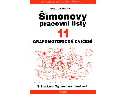 ŠPL 11 Grafomotorická cvičení 1