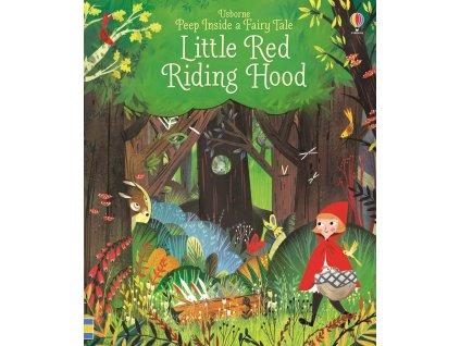 Peep inside a fairy tale Little Red Riding Hood 1