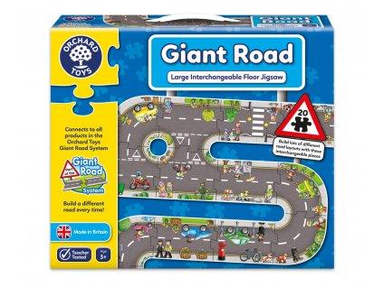 Puzzle Silnice 20 dílků 1