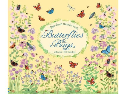 Butterflies and bugs 1