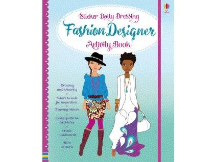 Fashion designer activity book 1
