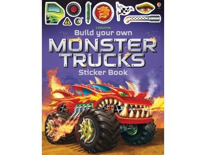 Build your own Monster Trucks