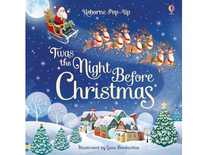 Pop up 'Twas the Night Before Christmas