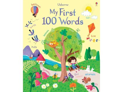 My first 100 words 1