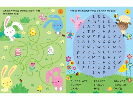 Easter puzzles