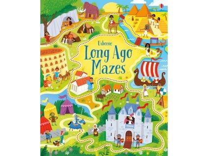 Long ago mazes