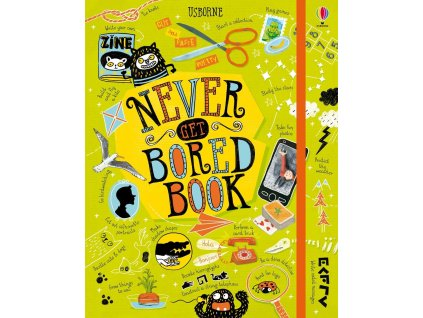 Never get bored book 1
