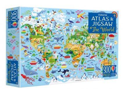 Atlas&Jigsaw The World