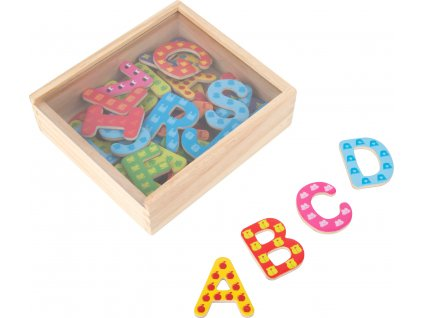 Colourful Magnetic Letters 2