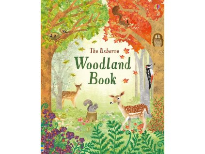 The woodland book