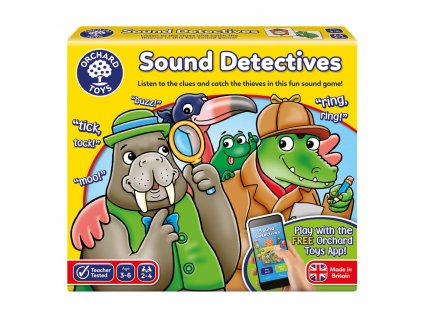 Vzdělávací hra Detektivové 1