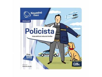 MINIKNIHA POVOLÁNÍ POLICISTA 4