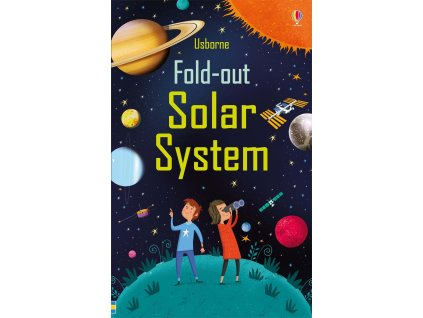 Fold out solar system 1