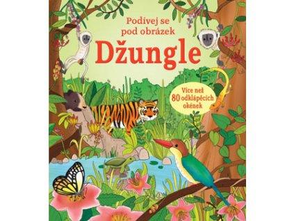 Podívej se pod obrázek – Džungle 1
