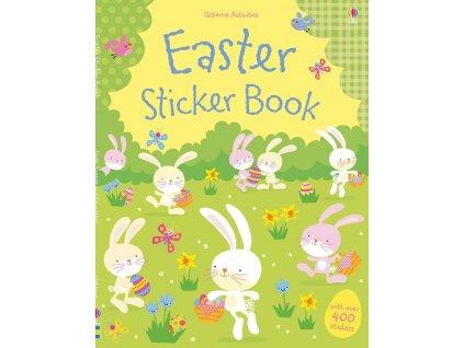 Easter sticker book 1