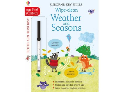Wipe Clean Weather and Seasons 5 6