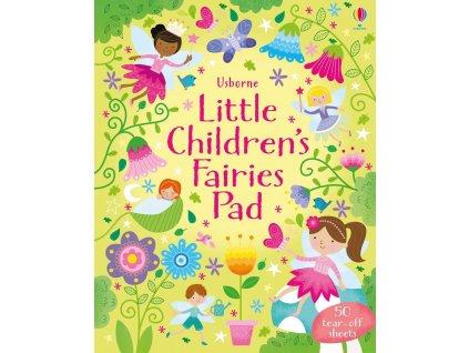 Little Children's Fairies Pad