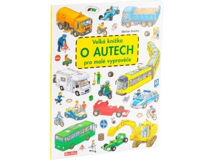 Velká knížka o autech pro malé vypravěče 1