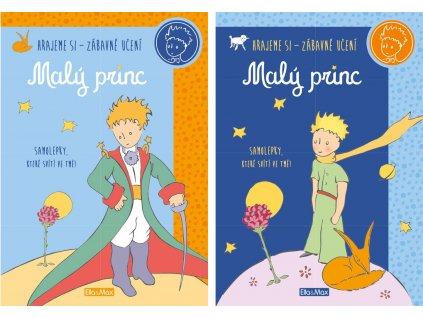 Malý princ kniha aktivit