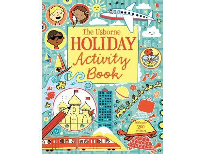 Holiday activity book 1