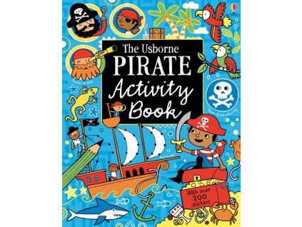 Pirate activity book 1