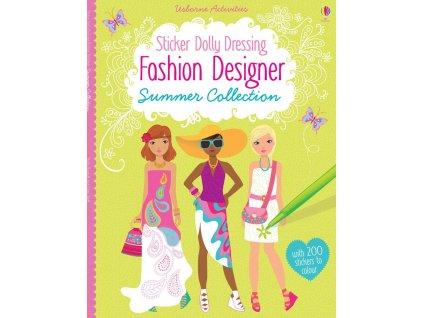 Fashion designer summer collection 1