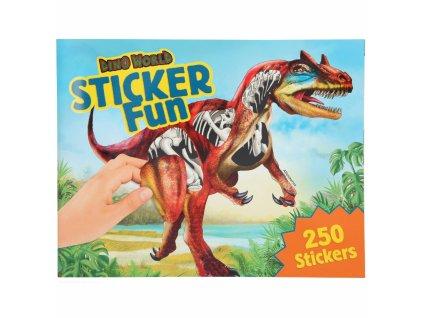 Dino World Sticker Fun 1