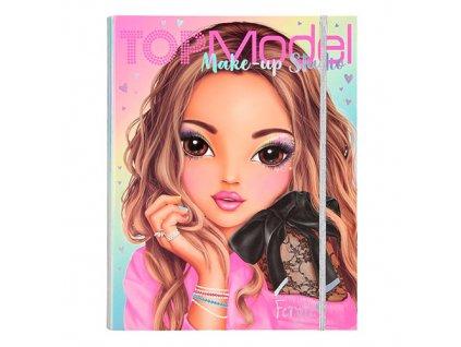 Omalovánka Top Model Make Up Studio 1