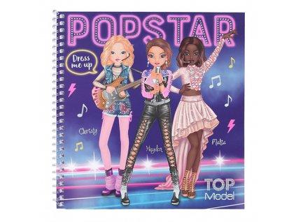 TOPModel Pop Star Dress Me up 1