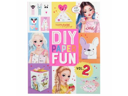Top Model DIY Paper Fun 1