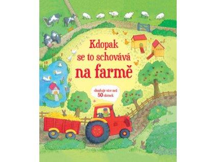 Kdopak se schovává na farmě 1