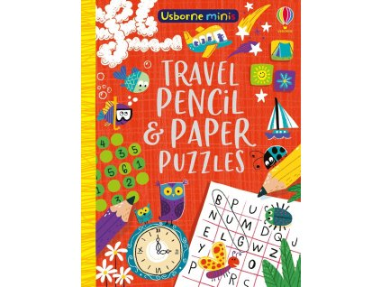 Travel Pencil and Paper Puzzles