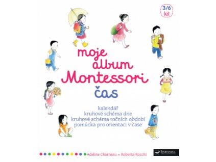 Moje album Montessori Čas 1