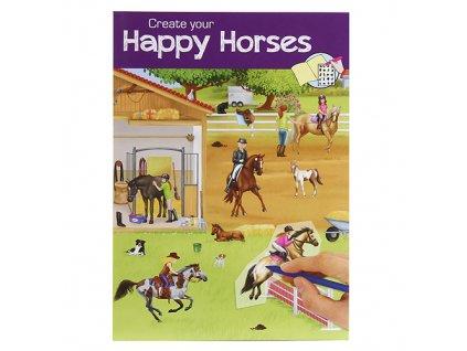 Create Your Happy Horses 1