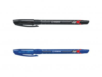 STABILO Exam Grade - kuličkové pero (Barva modrá)