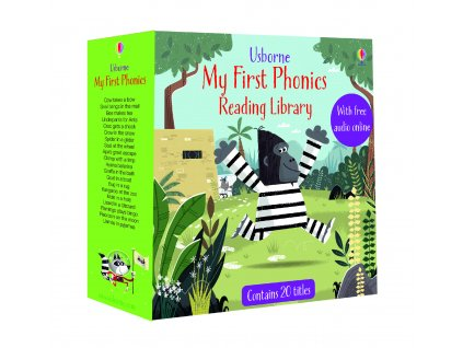 My First Phonics Reading Library 3