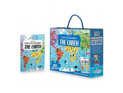 Travel, Learn, Explore. The Earth 1