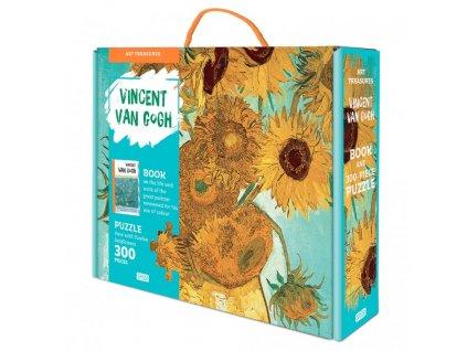 Vincent van Gogh Vase with Twelve Sunflowers 1