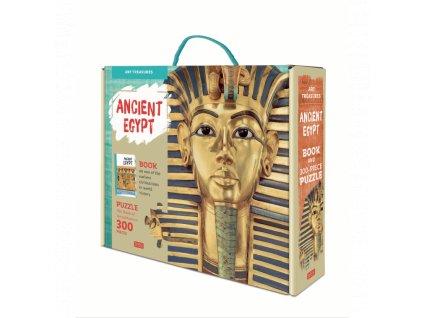 Ancient Egypt. The Mask of Tutankhamun 1