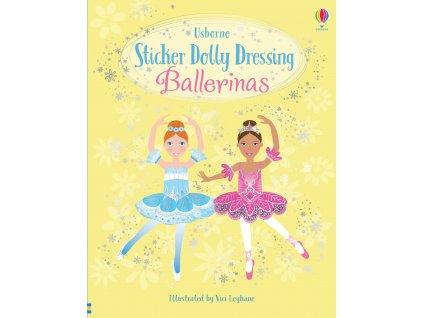 Sticker Dolly Dressing Ballerinas new