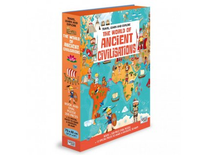 The World of Ancient Civilisations 1