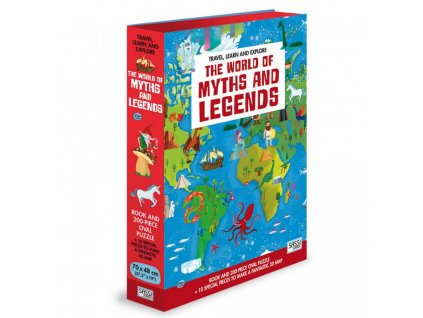 The World of Myths and Legends 1