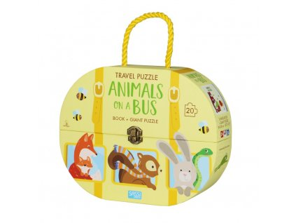 Animals on a Bus 1