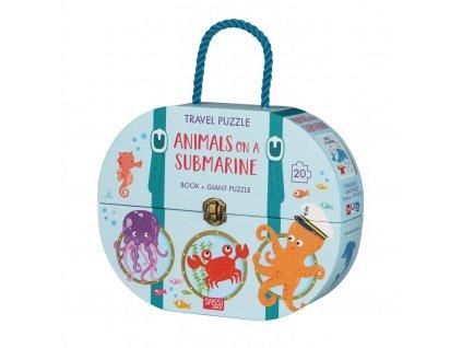 Animals on a Submarine 1