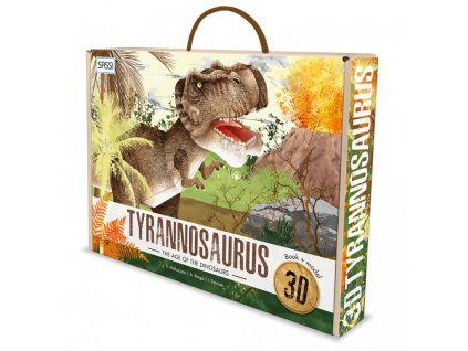 The Age of the Dinosaurs The Tyrannosaurus 3D 1